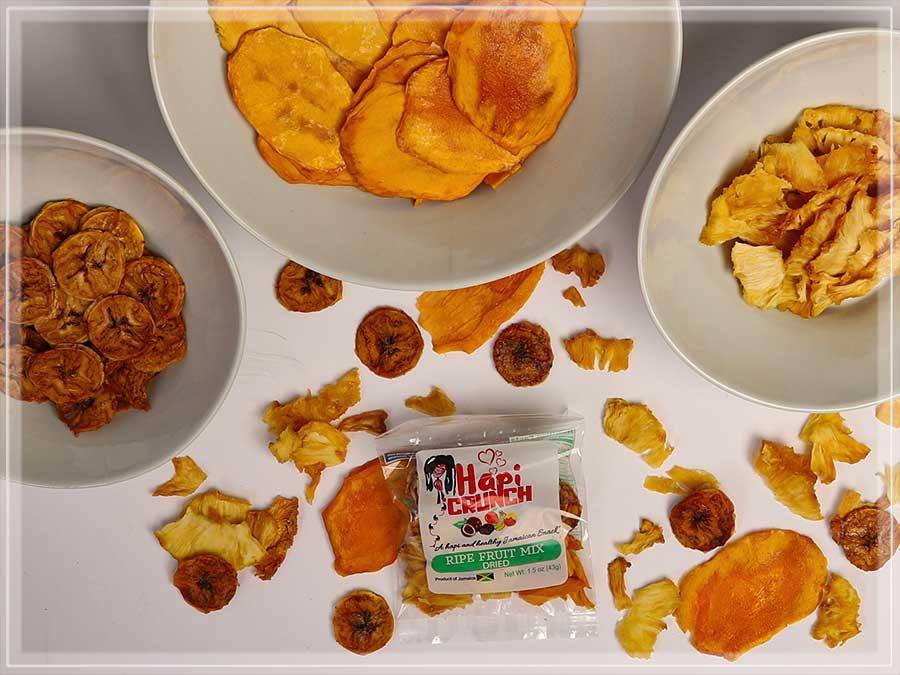Ripe Fruit Mix Dried