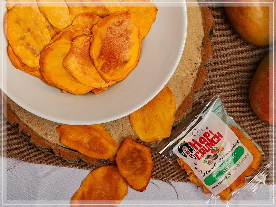 Ripe Mango Dried